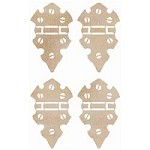 Kaiser Craft - Wood Flourish - Mini Hinge