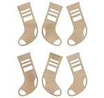 Kaiser - Wood Flourish - Mini Stockings