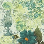 K & Co. Engraved Garden Paper - Cage