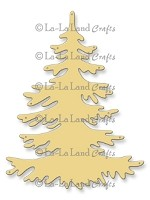 La-La Land Crafts - Die - Christmas Tree