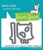 Lawn Fawn - Die - You're A Hoot