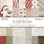 "Maja Design - A Gift For You Collection - 6""x6"" paper stack"