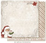 "Maja Design - A Gift For You Collection - 12""x12"" Double Sided Paper - From Santa with Love"