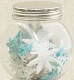 Making Memories - Flower Shop Blossoms Jar Collection - Winter