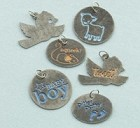 Making Memories - Pitter Patter Collection - Oliver Metal Charms