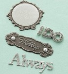 Making Memories - Eclectic Metal Signs - Wedding
