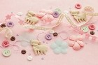 Making Memories - Pitter Patter Collection - Sophie Trims & Treats