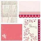 Making Memories - Love Struck Collection - Card Pad