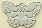 Making Memories - With Love Collection - Metal Charms - Butterflies