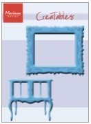 Marianne Design - Creatables Die - Table & Frame