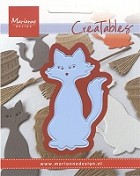 Marianne Design - Creatables Die - Kitty Cat