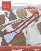 Marianne Design - Creatables Die - Broom
