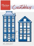 Marianne Design - Creatables Die - Amsterdam (tall buildings)
