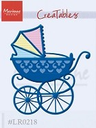 Marianne Design - Creatables Die - Baby Carriage