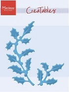 Marianne Design - Creatables Die - Holly Branch