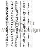 Marianne Design - Clear Stamp - Don & Daisy - Decorations