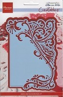Marianne Design - Creatables Die - Anja's Rectangle (cutting and embossing)