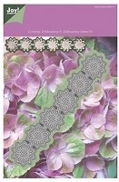 Joy Crafts - Die - Cutting & De-bossing - Flowers Strip 1