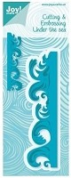 Joy Crafts - Die - Cutting & Embossing - Under The Sea - Edge Waves