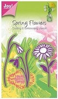 Joy Crafts - Die - Cutting & Embossing - Marguerite, Snowdrops