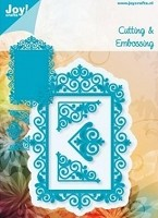 Joy Crafts - Die - Cutting & Embossing - Frame & 3 Corners