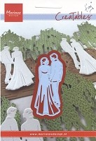 Marianne Design - Creatables Die - Tiny's Wedding