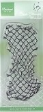 **PRE-ORDER** Marianne Design - Clear Stamp - Tiny's Border Fish Net