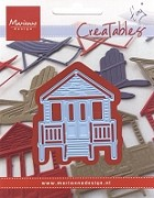 Marianne Design - Creatables Die - Tiny's Beach Hut