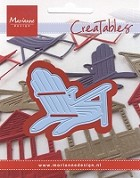 Marianne Design - Creatables Die - Adirondack Chair