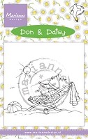 Marianne Design - Clear Stamp - Don & Daisy - Holiday App