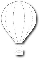 Memory Box - Die - Grand Voyage Balloon