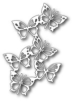 Memory Box - Die - Fairyland Butterflies