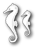 Memory Box - Die - Swimming Seahorses