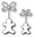 Memory Box - Die - Precious Gingerbread Men