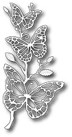 Memory Box - Die - Colette Butterfly Branch