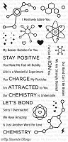 My Favorite Things - Clear Stamp - LLD Undeniable Chemistry