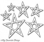 My Favorite Things - Die-namics - LLD Lucky Stars
