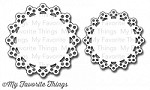 My Favorite Things - Die-namics - Dainty Doily Duo