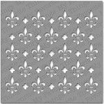 "My Favorite Things - MIX-ables Stencils - 6""x6"" - Fleur-De-Lis"