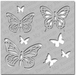 "My Favorite Things - MIX-ables Stencils - 6""x6"" - Winged Beauties"
