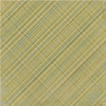 Life Stories Kraft Paper - Green Plaid