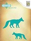 Nellie Snellen's Shape Die - Vintasia Foxes