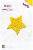 Nellie's - Shape Dies - 5 Point Star