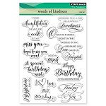 Penny Black - Clear Stamp - Words of Kindness