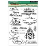 Penny Black - Clear Stamp - Beauty of the Season