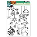 Penny Black - Clear Stamp - Most Wonderful