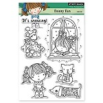 Penny Black - Clear Stamp - Frosty Fun