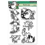 Penny Black - Clear Stamp - Jolly Critters