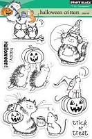 Penny Black - Clear Stamp - Halloween Critters
