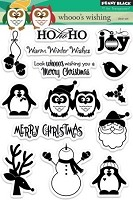 Penny Black - Clear Stamp - Whooo's Wishing